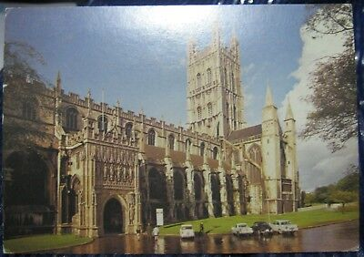 England Gloucester Cathedral - posted 1989