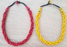 **Wooden beaded necklaces X 2 NEW** East Maitland Maitland Area Preview