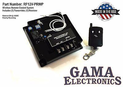 Rf Remote Control Reverse Polarity Dc Motor Control -rf12v-prwp