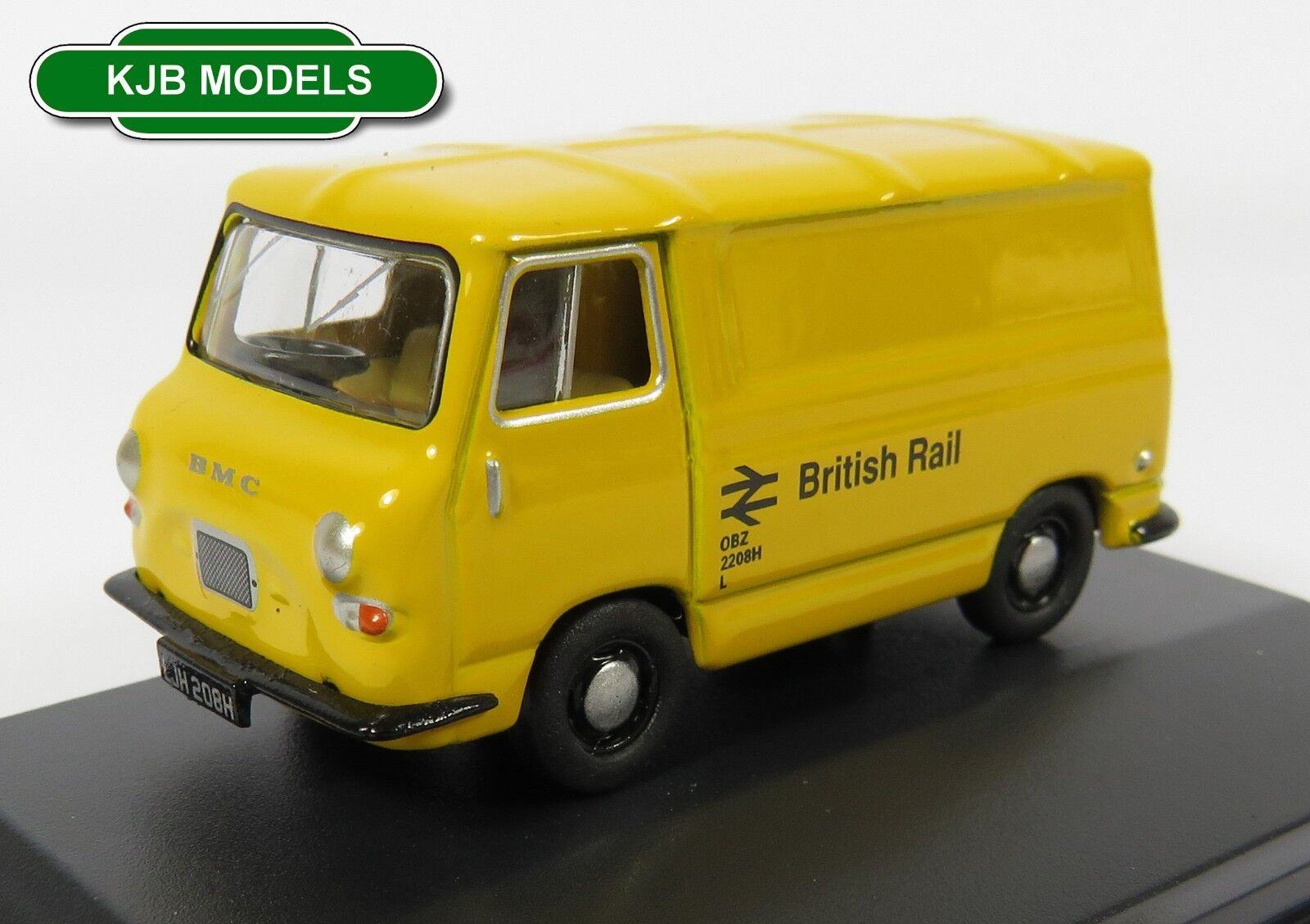 OXFORD DIECAST 76J4002 1:76 OO SCALE BMC J4 Van British Rail