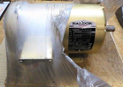Baldor Super E Motor 1hp Em3546t