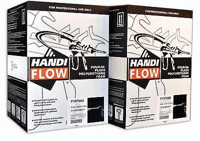 Handi-flow Spray Foam Slow Rise Cavity Fill Insulation 2-43sr P10760