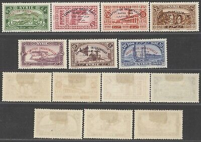 Syria 1929 - MH Stamps R331