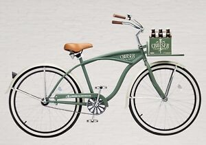 Amsterdam brewery bicycle
