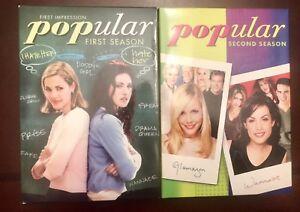 Popular Season 1 & 2 on DVD