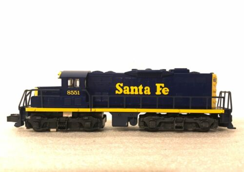 American Flyer S Scale 4-8651 GP-20 SANTA FE DIESEL LOCOMOTIVE OB