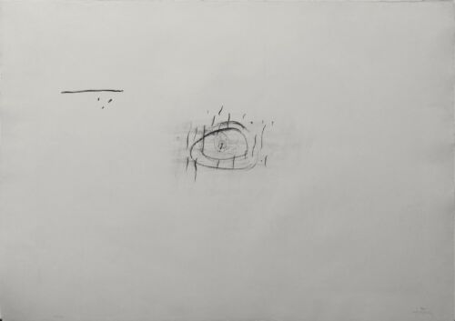 """Antoni Tapies """"unknown Title"""" 