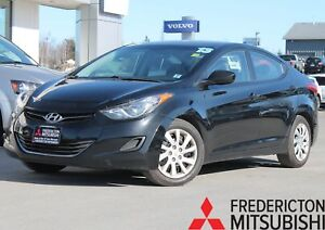 2013 Hyundai Elantra L ONLY $31/WK TAX INC. 0 DOWN!