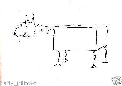 Postkarte / Ansichtskarte : John / Cynthia Lennon - Cube dog with spring neck