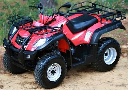 Crossfire Scout 250cc Quad Bike ATV