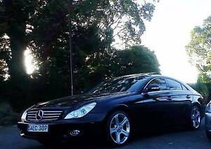 MERCEDES BENZ- CLS 500- AUTO- LUXURY- 7 SPEED G-TRONIC Adelaide CBD Adelaide City Preview