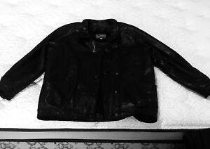 Reall leather jacket for men