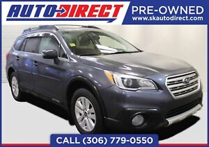 2015 Subaru Outback 3.6R Touring Package TOURING | 3.6L | 256...
