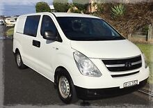 2009 Hyundai iLoad Van/Minivan Old Bar Greater Taree Area Preview