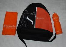 rrp $60. NEW Sports BACKPACK, TOWEL & DRINK BOTTLE Hillarys Joondalup Area Preview