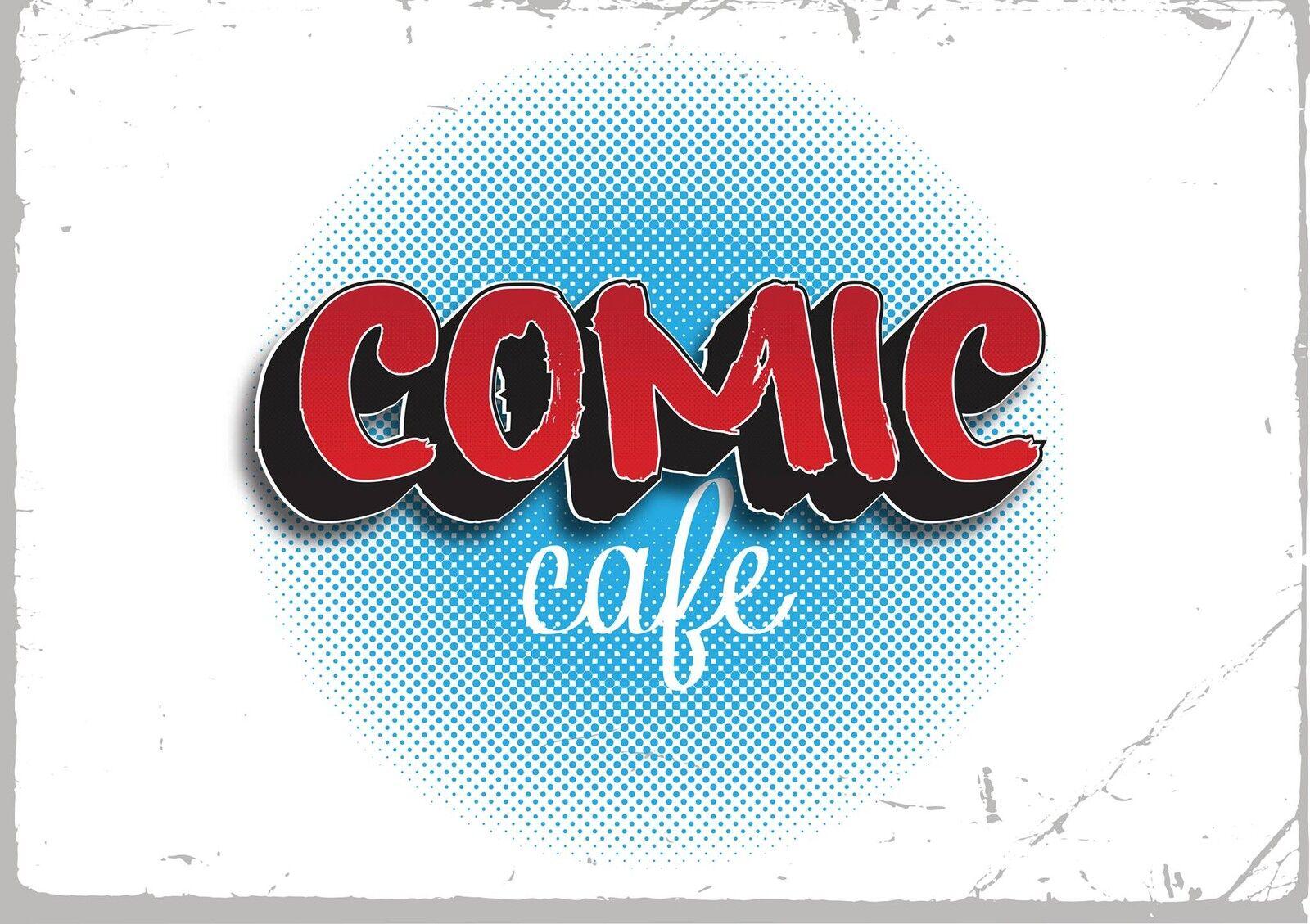 Comic Cafe Australia