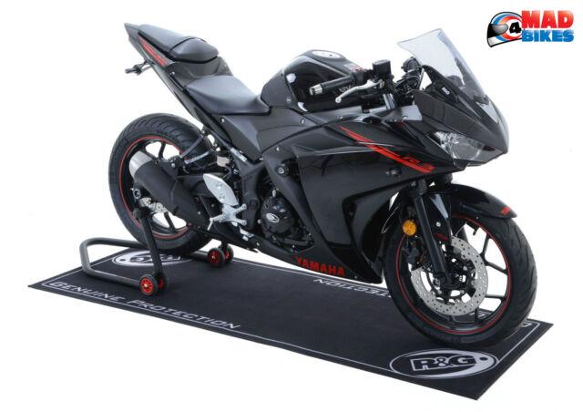 R&G Racing Motorcycle Motorbike workshop Garage Mat 2m x 0.75m
