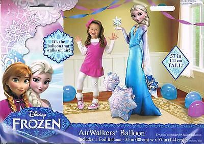 Disney Frozen Elsa Airwalker 57 Geburtstag Party Jumbo Ballon Dekoration ()