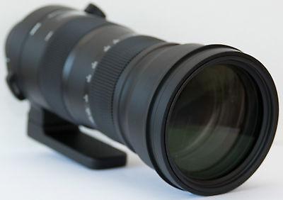 Sigma 150-600mm Sports f5.0-6.3 DG OS HSM Super-Tele-Zoom-Objektiv für Nikon