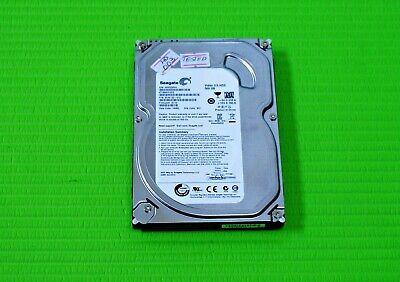 Seagate 500GB 8.9cm SATA Disco Rigido HDD per PC Fisso Mac Tvcc DVR Pezzo Unico, usado segunda mano  Embacar hacia Mexico
