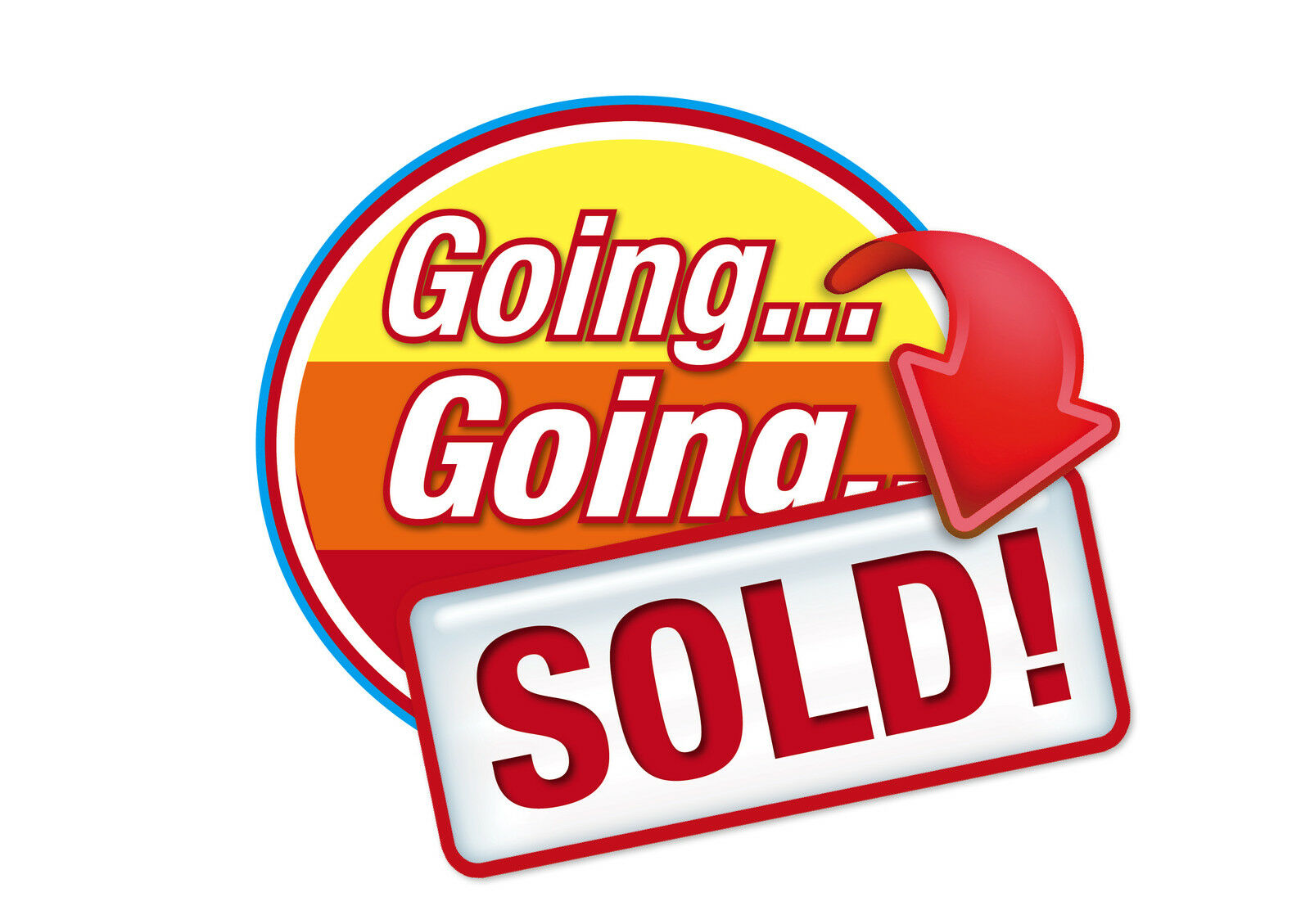 Going Going Sold