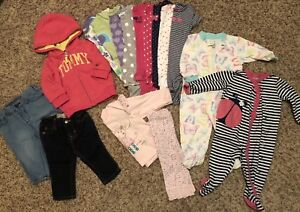 Baby girl lot! (3-6 month to 6-12 month)
