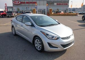 2015 Hyundai Elantra GL LOW KM'S - WARRANTY - NO ACCIDENTS