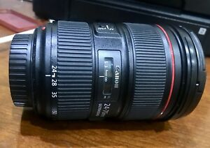 Canon 24-70 2.8 ii USM Lens best deal