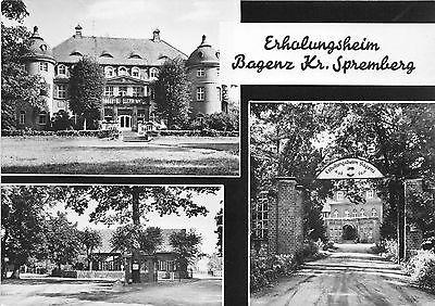 Bg31630 Erholungsheim Bagenz Kr Spremberg  Germany Cpsm 14 5X10cm
