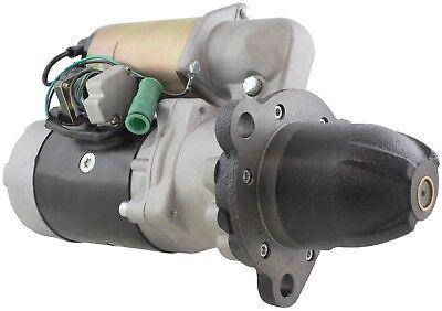 New Starter Motor Komatsu Crawler D60p 24v 11 Tooth 0-23000-6554
