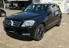 Mercedes GLK X204 350 CDI 4MATIC Test