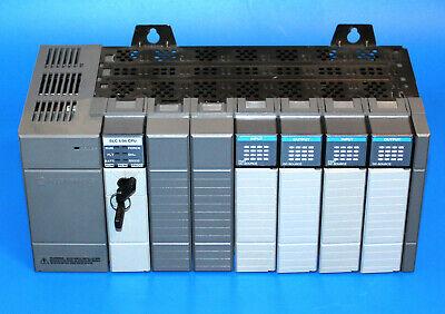 Allen-bradley Slc 500 Slc 504 Cpu 1747-l542power Supply Inputoutput Module