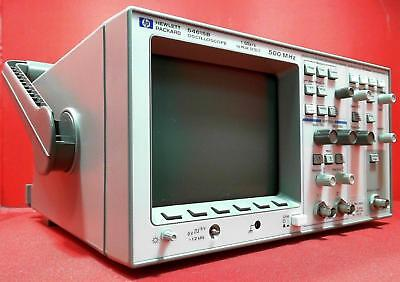 Hp - Agilent - Keysight 54615b Digital Storage Oscilloscope 2-channel