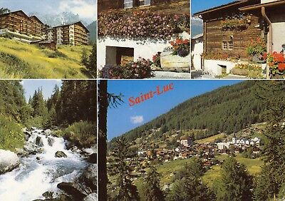 Alte Postkarte - Saint-Luc