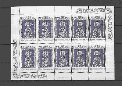 Set of Three Stamps Vatican #645-647 Pope John Paul II Coronation