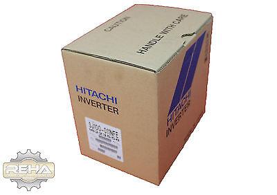 Hitachi Frequenzumrichter SJ100-011NFE  1Ph 230V 1,1KW mit integrierten Poti OVP