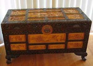 Camphor Chest / Wooden Chest Howrah Clarence Area Preview