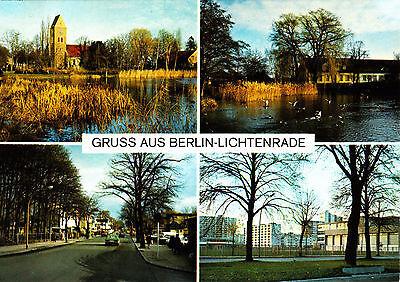 Gruss aus Berlin-Lichtenrade ,Ansichtskarte