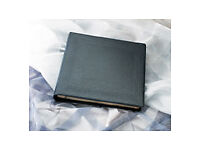 Traditional Wedding Album Leather made in England NEW £10