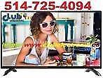 LIQUIDATION DE STOCK TV SAMSUNG LG HAIER VIZIO SMART 4K  TABLETTES IPOD
