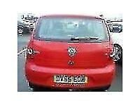 VW FOX 1.4S 56 REG 3DR 12 MONTHS MOT SERVICE HISTORY