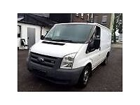 Man and van 24 hr all areas covered couriers removals deliveries transportation house clearances