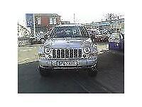 Jeep Cherokee 2.8TD ( 161bhp ) 4X4 Auto Limited