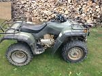 2001 Honda Fourtrax 350 ATV