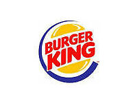 Burger King Crew Member Full Time Vacancies - Crawley
