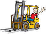 Full-Time Forklift Operator Needed in London - Afternoon Shift