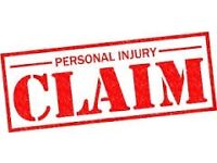 Personal Injury Claim Not sure you can claim call now to find out now. We will help NO WIN NO FEE