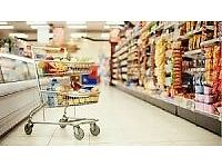 Men and women aged 20-65 yrs for market research on food shopping. Receive £30 for 30 minutes.