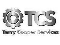 MOBILE SERVICE ENGINEER – TCS (Terry Cooper Services) LTD.
