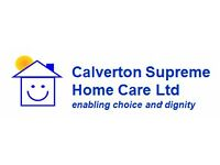 Community Care Workers - Nottingham - INCLUDES FULL FREE TRAINING!